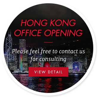 HONG KONG OFFICE OPENING