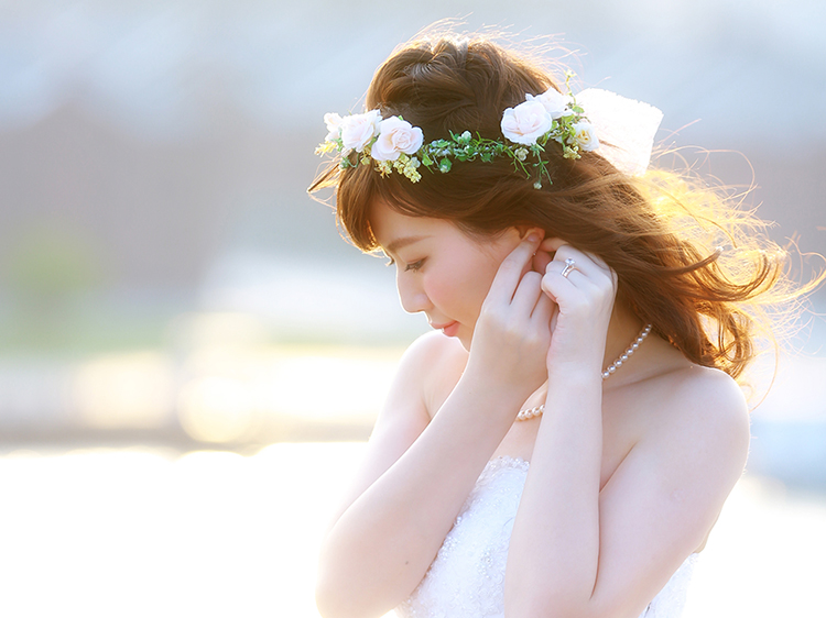 DE & Co. Decollte Wedding Photography in Japan. A Japanese Wedding Photo Studio.   德可莉日本專業婚紗攝影   Yokohama   橫濱   Take your breath away   蔓延的愛