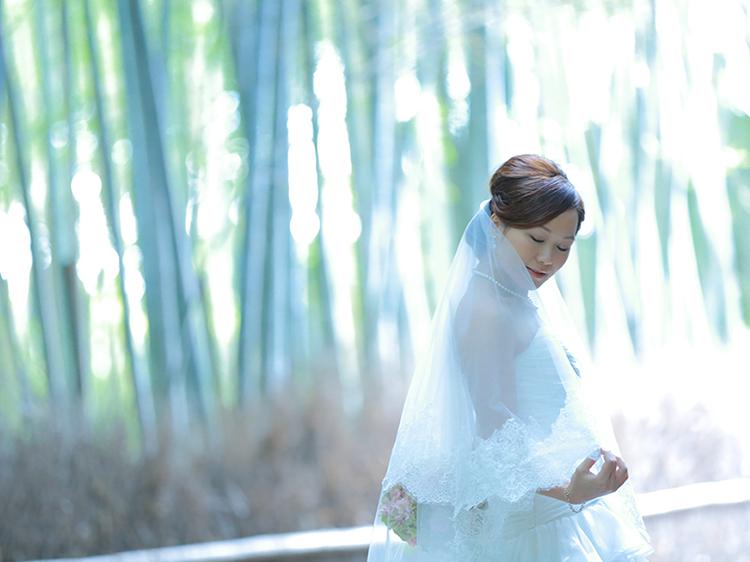 DE & Co. Decollte Wedding Photography in Japan. A Japanese Wedding Photo Studio. | 德可莉日本專業婚紗攝影 | Kyoto | 京都 | Warm Day in Arashiyama | 嵐山の暖暖時光