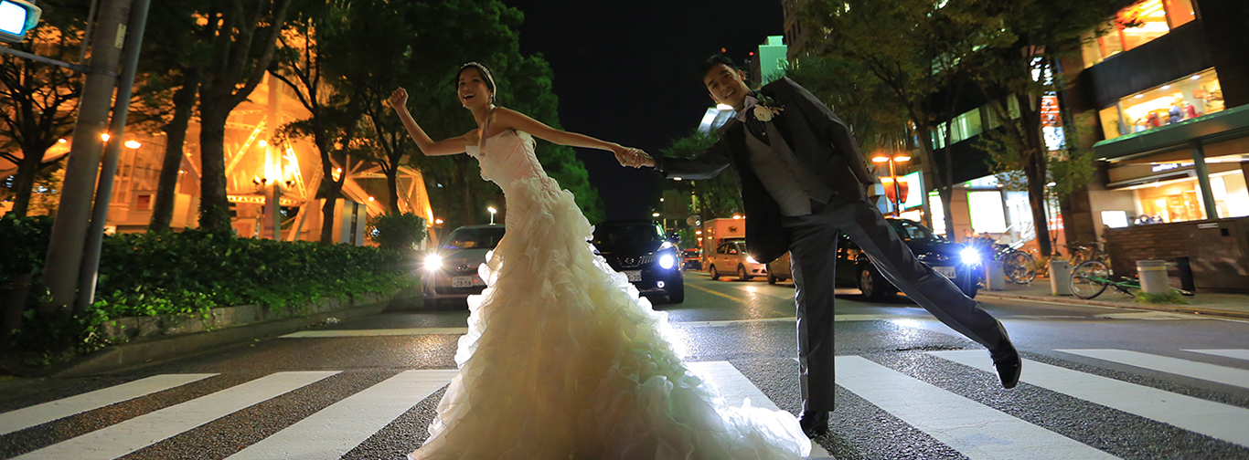 DE & Co. Decollte Wedding Photography in Japan. A Japanese Wedding Photo Studio. | 德可莉日本專業婚紗攝影 | Nagoya | 名古屋 | Catch the light | 魅力燈影