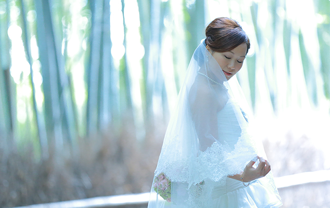DE & Co. Decollte Wedding Photography in Japan. A Japanese Wedding Photo Studio. | 德可莉日本專業婚紗攝影 | Kyoto | 京都 | Warm Day in Arashiyama | 嵐山の暖暖時光