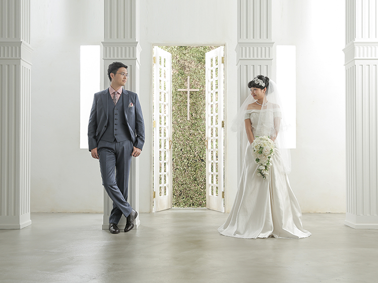 DE & Co. Decollte Wedding Photography in Japan. A Japanese Wedding Photo Studio. | 德可莉日本專業婚紗攝影 | Kyoto | 京都 | The Classical | 經典不滅