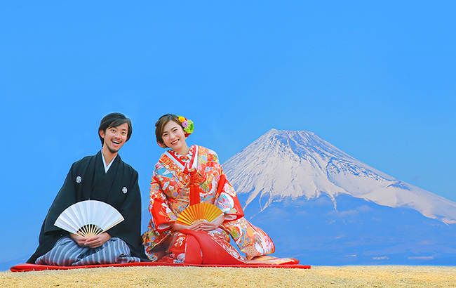 DE & Co. Decollte Wedding Photography in Japan. A Japanese Wedding Photo Studio. | 德可莉日本專業婚紗攝影 | Mt. Fuji | 富士山 | Heart of Japan | 日本の心