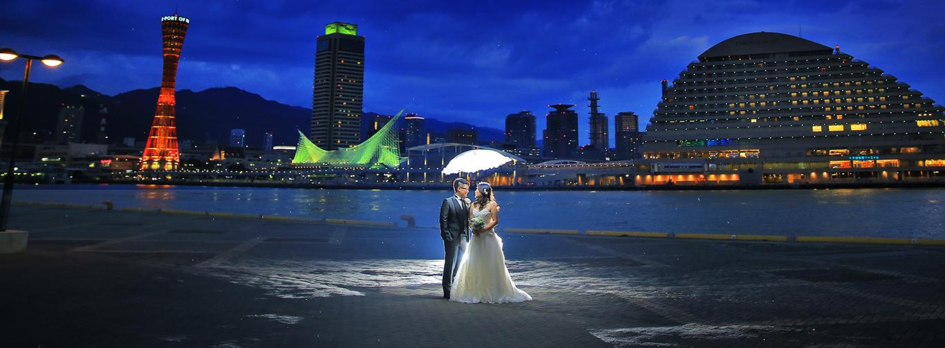 DE & Co. Decollte Wedding Photography in Japan. A Japanese Wedding Photo Studio.   德可莉日本專業婚紗攝影   Kobe   神戶   Antique × Modern   時尚 X 復古