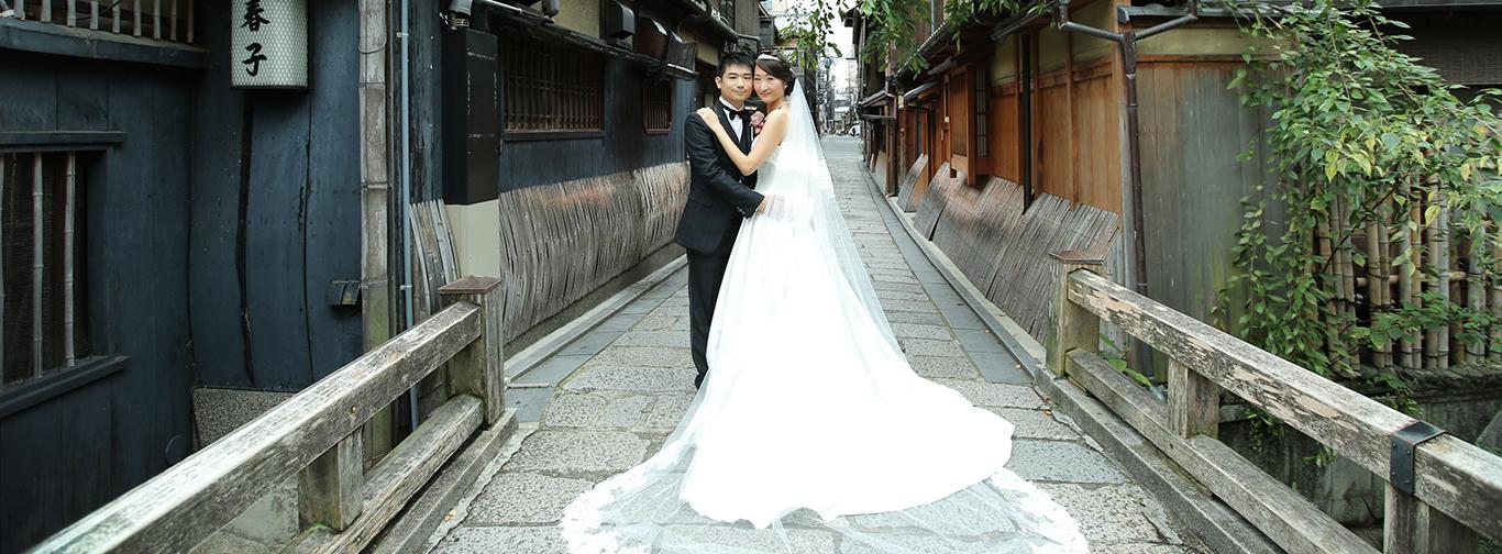DE & Co. Decollte Wedding Photography in Japan. A Japanese Wedding Photo Studio. | 德可莉日本專業婚紗攝影 | Kyoto | 京都 | Wedding Tour in Kyoto | 婚紗旅拍 in 京都