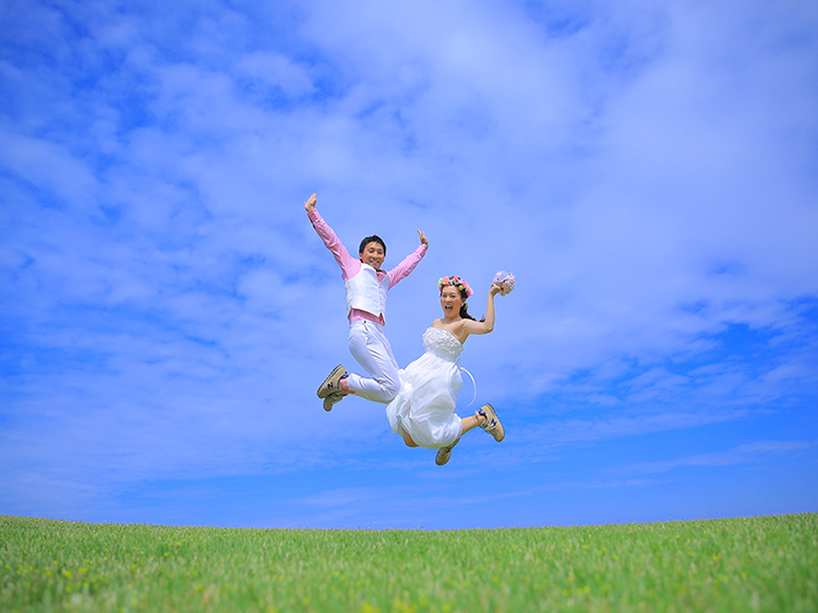 DE & Co. Decollte Wedding Photography in Japan. A Japanese Wedding Photo Studio. | 德可莉日本專業婚紗攝影 | Kobe | 神戶 | Flower × Flower × Flower! | 花花世界