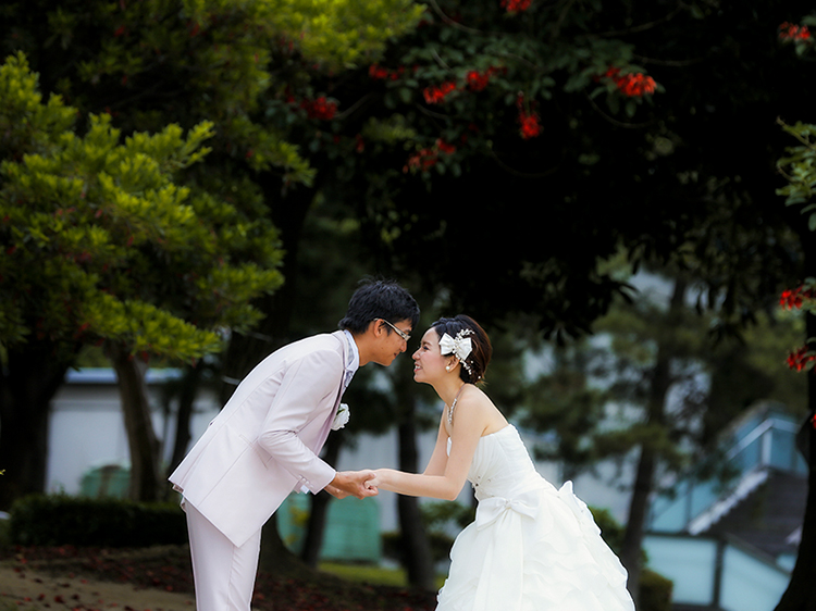 DE & Co. Decollte Wedding Photography in Japan. A Japanese Wedding Photo Studio. | 德可莉日本專業婚紗攝影 | Tokyo | 東京 | The big smile day | 東京的美好回憶