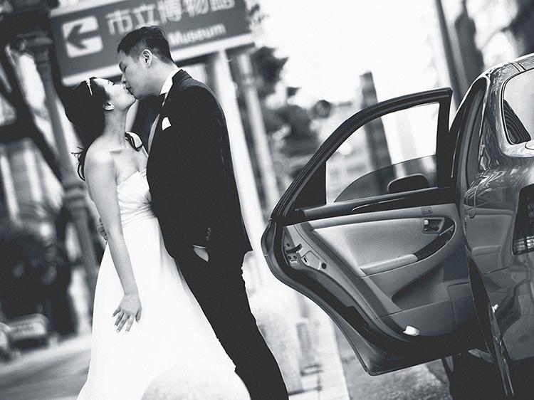 DE & Co. Decollte Wedding Photography in Japan. A Japanese Wedding Photo Studio. | 德可莉日本專業婚紗攝影 | Kobe | 神戶 | The Cinema | 愛。電影