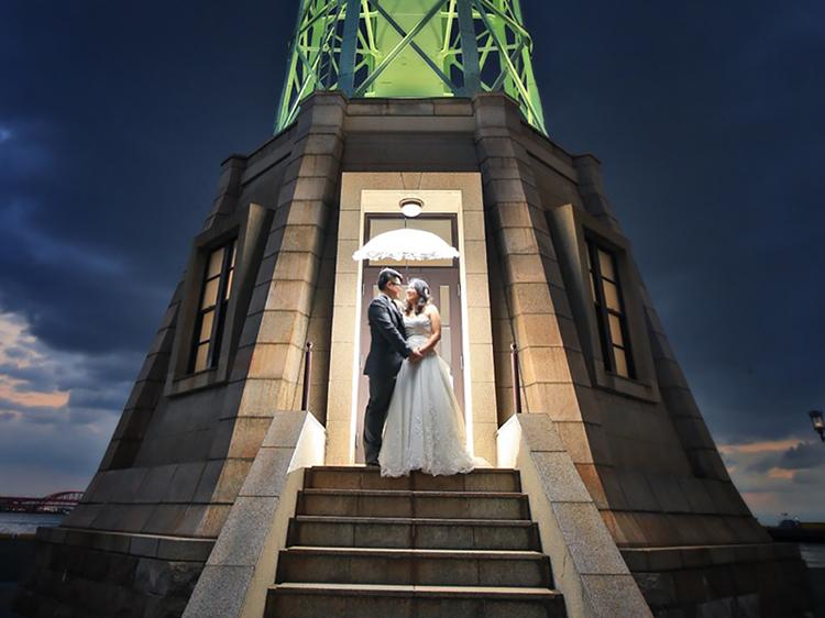 DE & Co. Decollte Wedding Photography in Japan. A Japanese Wedding Photo Studio. | 德可莉日本專業婚紗攝影 | Kobe | 神戶 | Antique × Modern | 時尚 X 復古