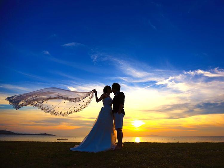 DE & Co. Decollte Wedding Photography in Japan. A Japanese Wedding Photo Studio.   德可莉日本專業婚紗攝影   Kobe   神戶   Flower × Flower × Flower!   花花世界
