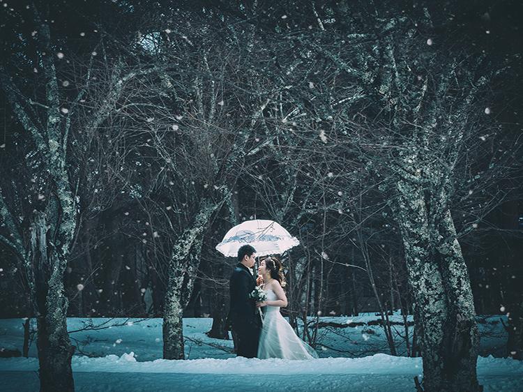洋装 雪-6